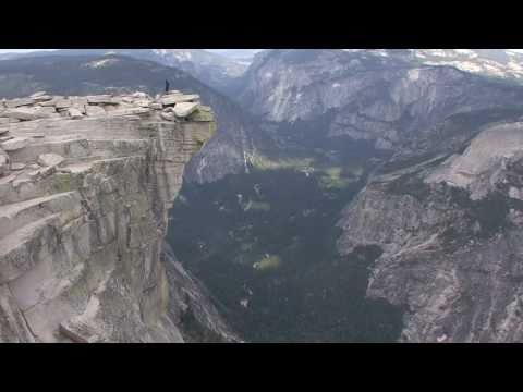 Hiking Half Dome