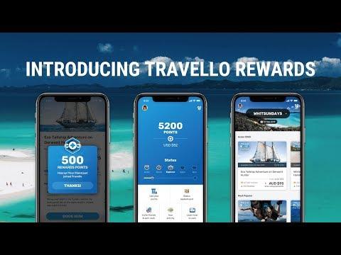 Welcome To Travello Rewards