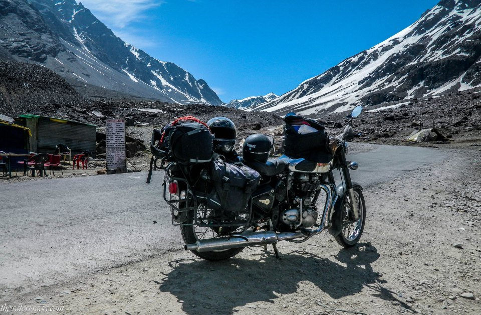 Riding through the Himalayas on a Motorbike: The Ultimate Guide