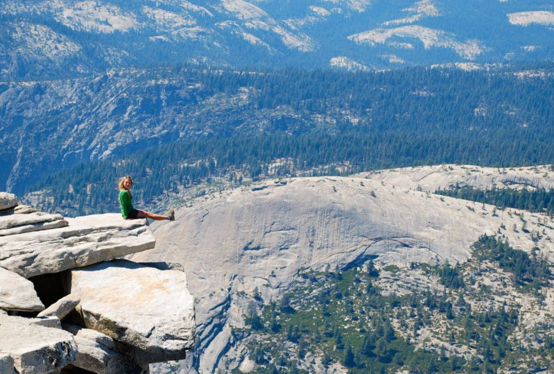 Hiking for a Cause: Yosemite National Park