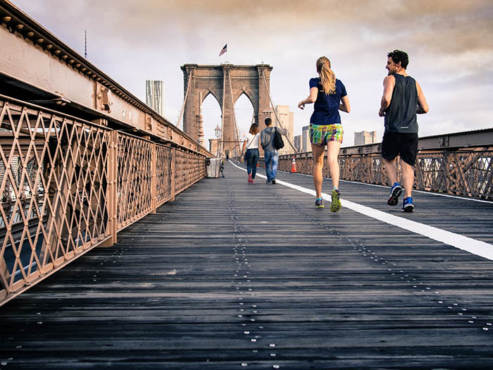 Fitness Expert's Tips for Staying Healthy on the Road