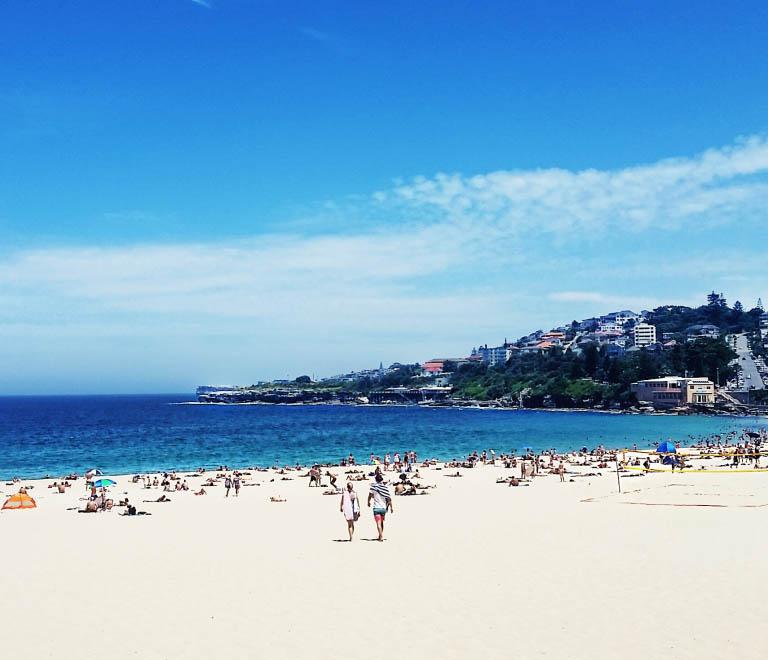 Sydney Beaches, NSW Australia