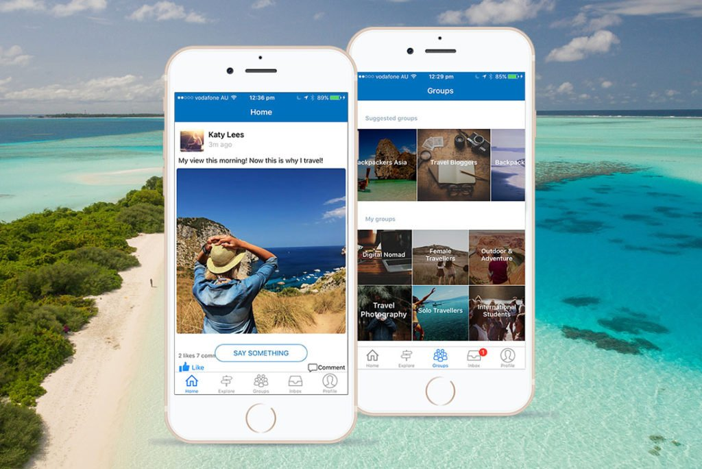 Welcome To The New Social Travel Feed & Interest Groups On Travello!