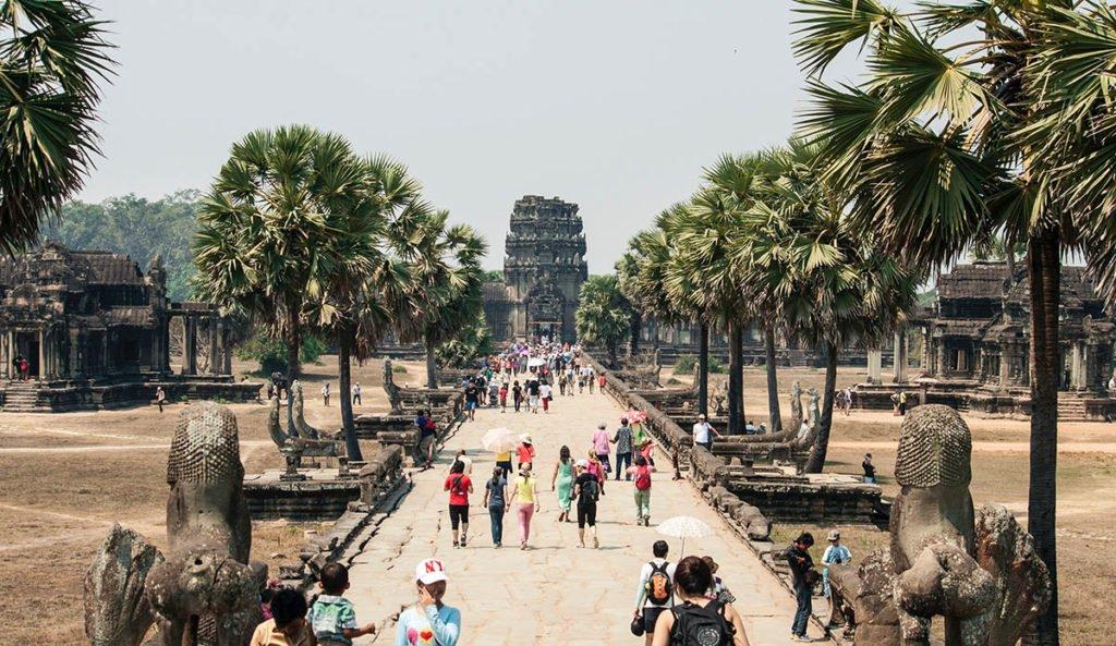 Cambodia Travello Competition