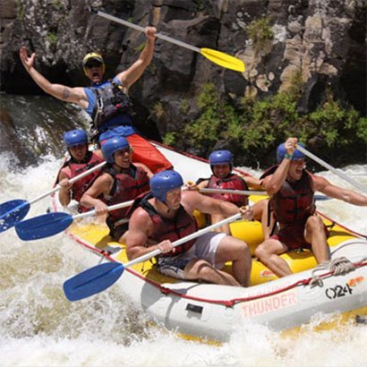 Tully River | White Water Rafting