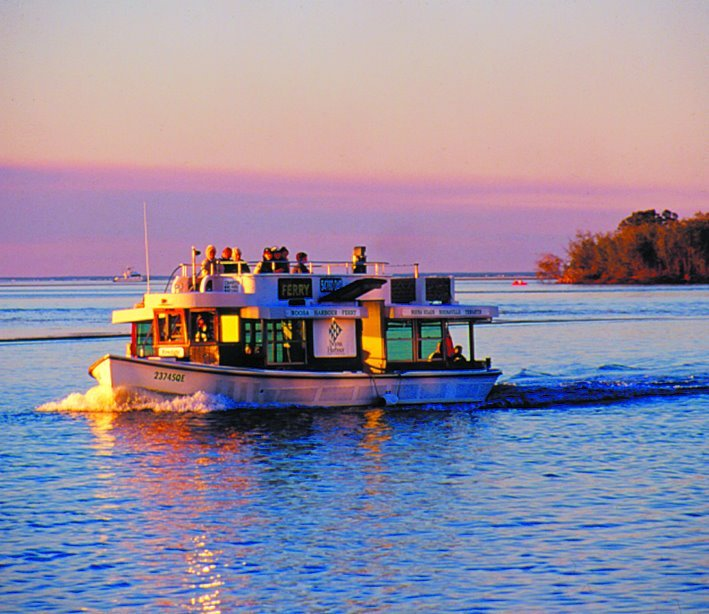 Noosa Ferry Boat Cruise