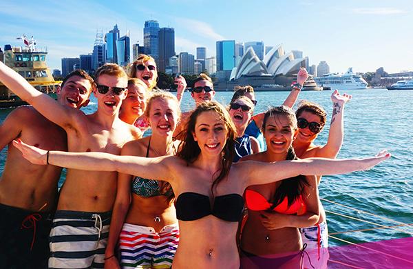 Sydney Catamaran Cruise