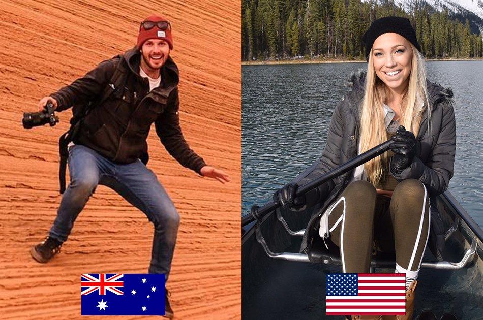 Best New Travelmates Start Their Aussie Adventure