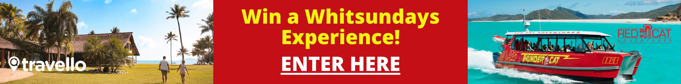 Win a Queensland adventure