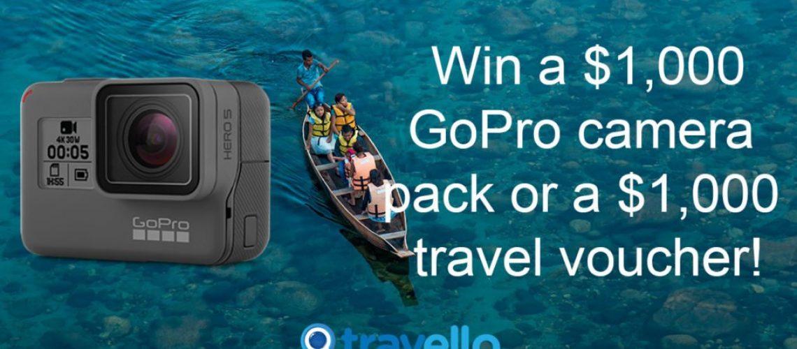 Win a GoPro Travello