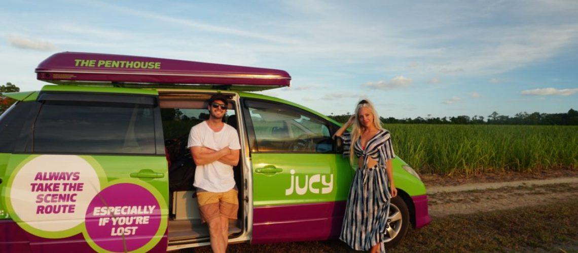 Jucy van - Nat & Tom