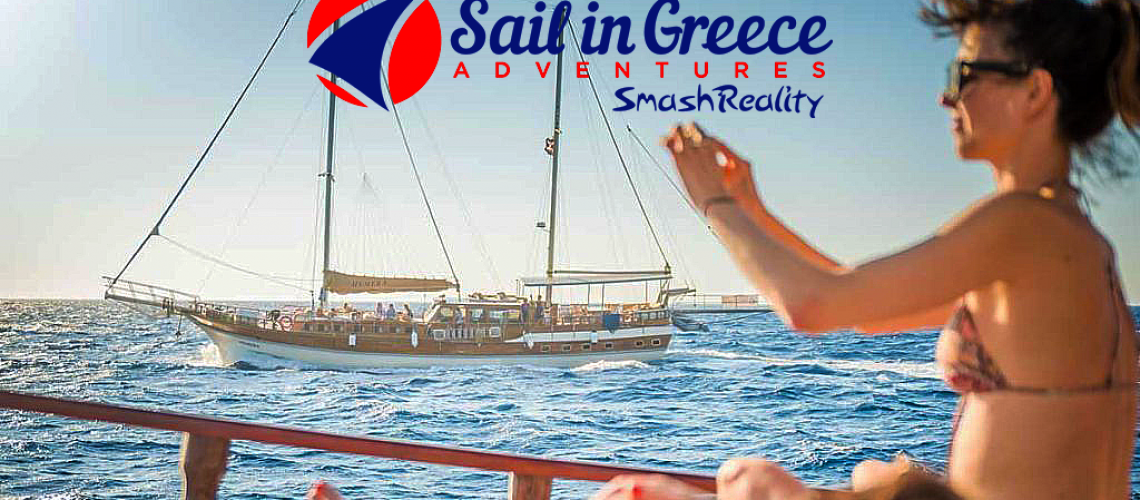 Sail In Greece